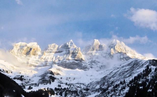 Ski and Snowboard Val-d'Illiez