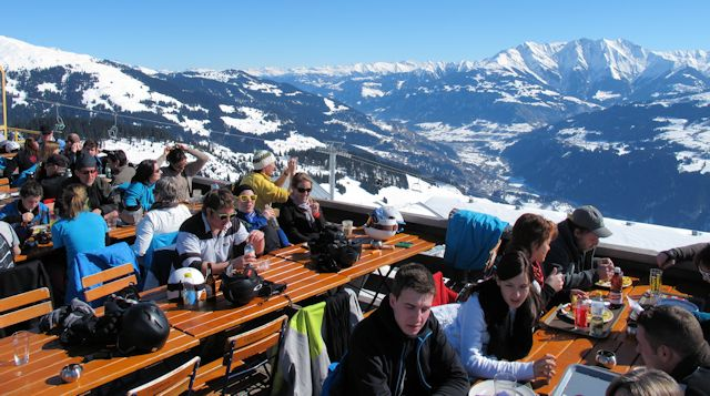 Alp Dado, Brigels - Waltensburg - Andiast