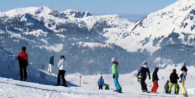 Ski and Snowboard Wildhaus