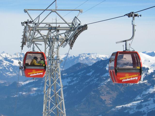 Ski and Snowboard Zweisimmen