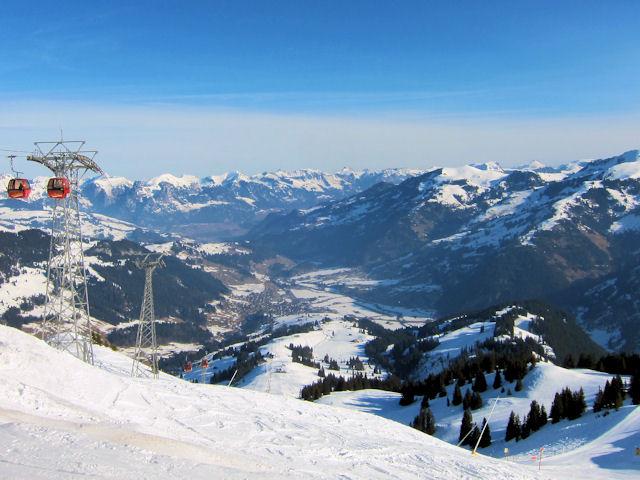 Snowboard zweisimmen