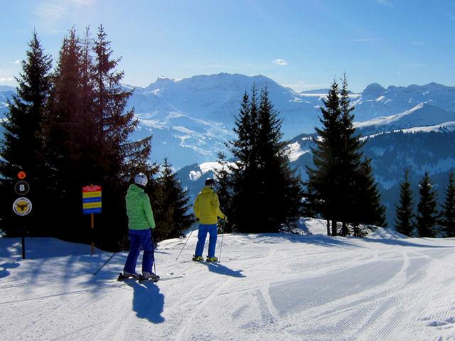 Ski Zweisimmen