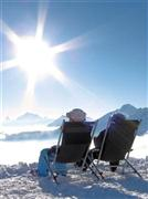 Snowboard and Ski latzoumaz (c) Nic Oatridge