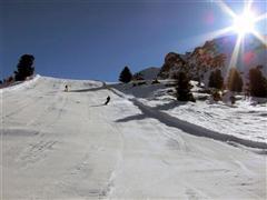Snowboard and Ski bellwald (c) Nic Oatridge