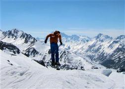 Snowboard and Ski champex (c) Nic Oatridge