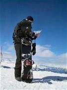 Snowboard and Ski brienz (c) Nic Oatridge
