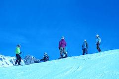 Snowboard and Ski unterbach (c) Nic Oatridge